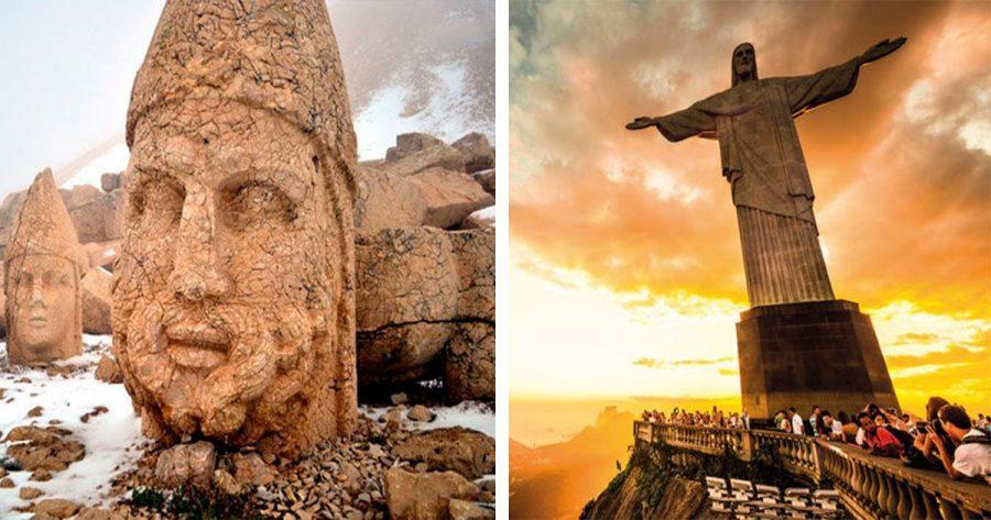 ¿Conoces estas 15 esculturas famosas? Su curiosa historia te sorprenderá