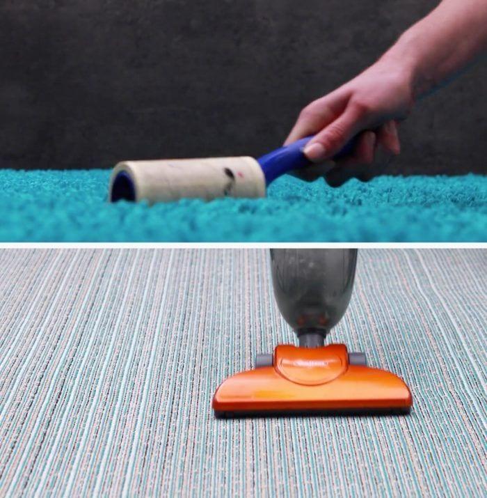 6 trucos eficaces para limpiar alfombras 02