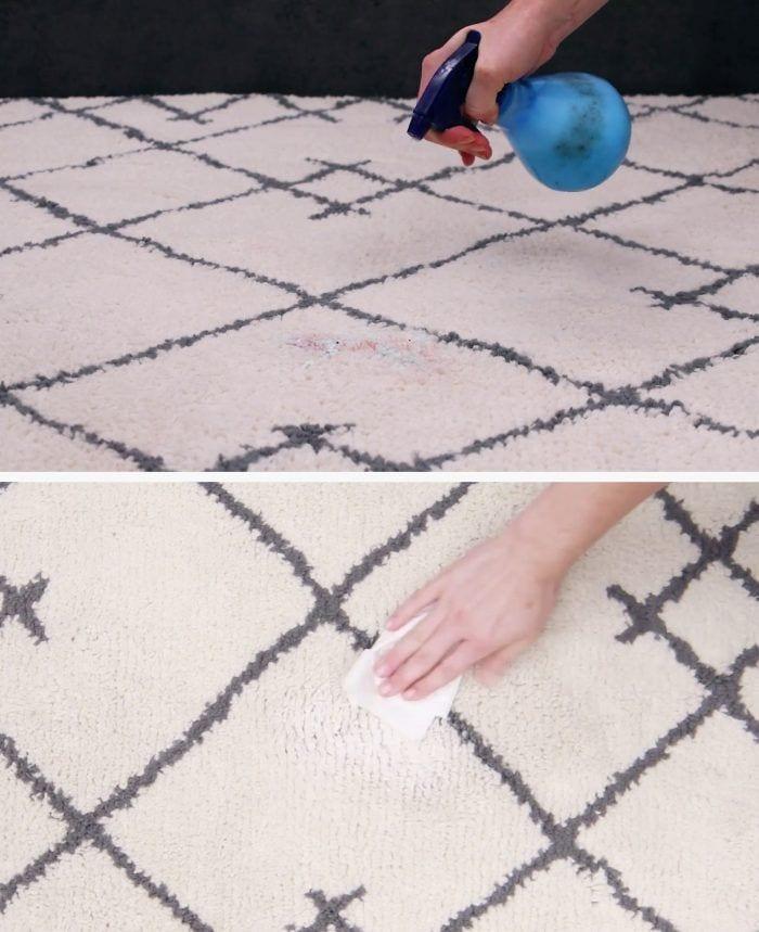 6 trucos eficaces para limpiar alfombras 01