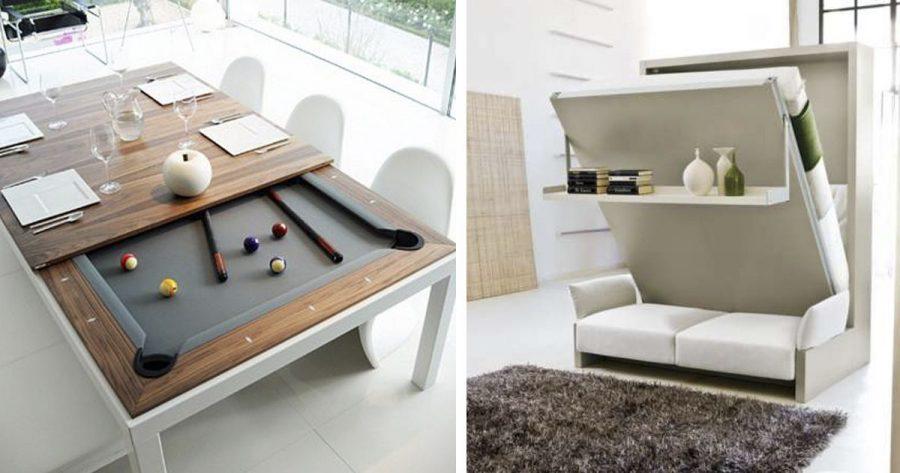 11 muebles ingeniosos