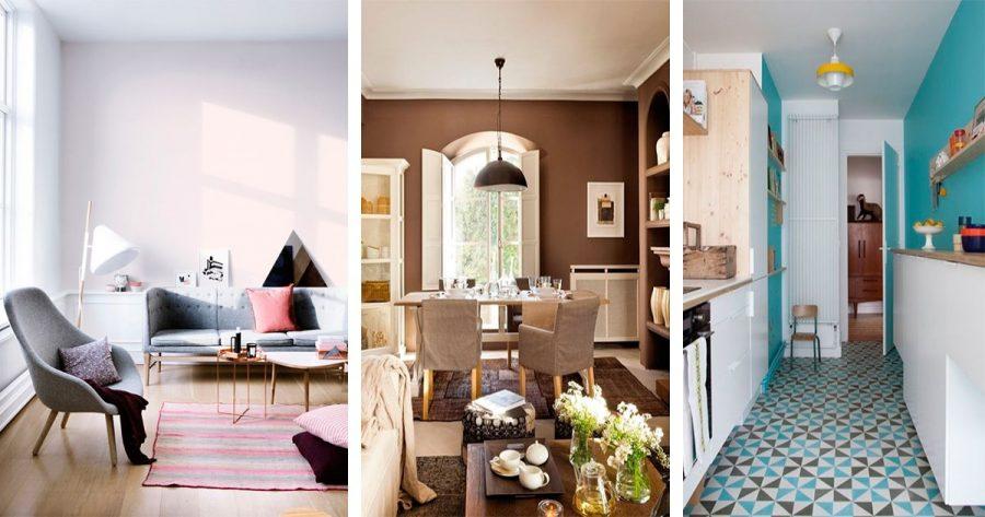 5 claves a tener en cuenta antes de pintar las paredes de cualquier estancia de tu hogar