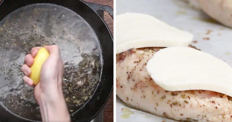 5 recetas con pollo tan fáciles que no querrás comer otra cosa