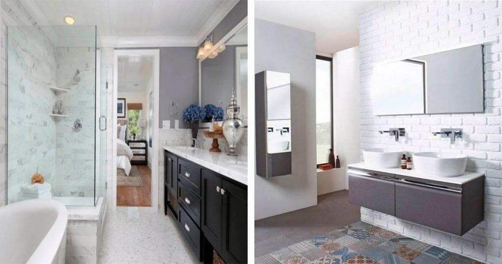 8 formas geniales de reformar el cuarto de baño sea cual sea ...