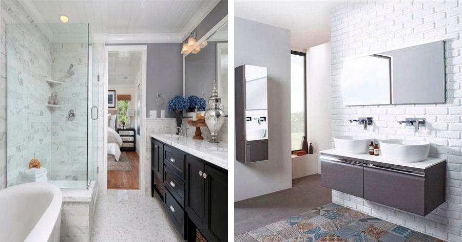 8 formas geniales de reformar el cuarto de baño sea cual sea tu ...