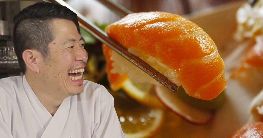 Estos son los errores que estás cometiendo cuando comes sushi