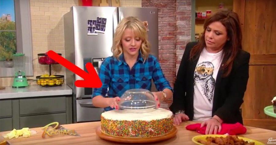 La mejor manera de partir una tarta