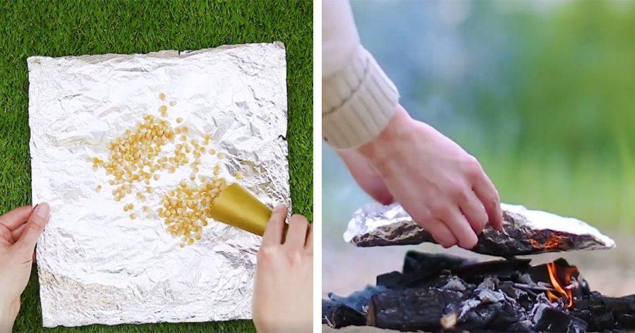 Estos 8 geniales trucos para cocinar al aire libre te sacarán de un apuro