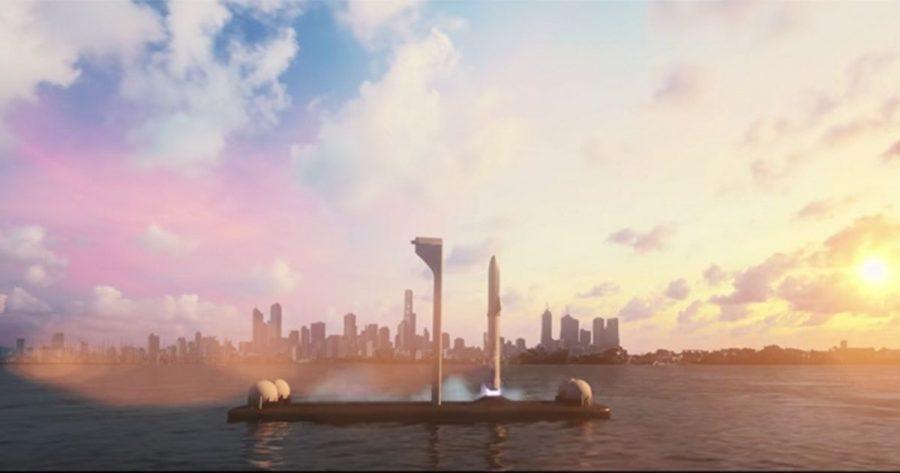 Viajar de un extremo a otro del mundo pronto será posible con este vehículo espacial