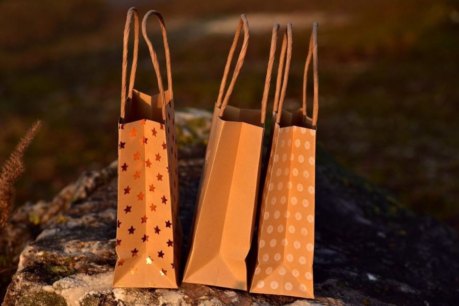 bolsas-papel-personalizadas-puntos-estrellas