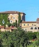 Castillo e iglesia Sant Mori