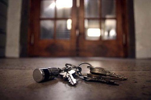 olvide mis llaves dentro de la casa
