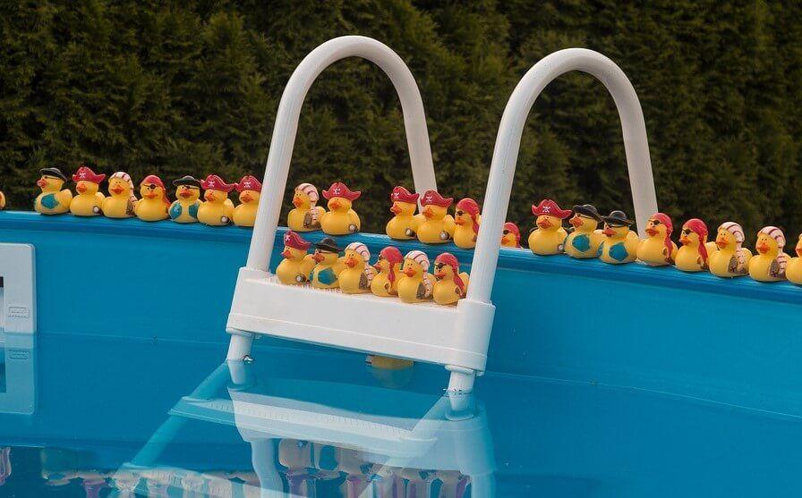 Como limpiar una piscinas de plástico