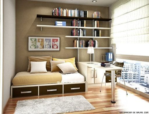 Ideas para decorar dormitorios