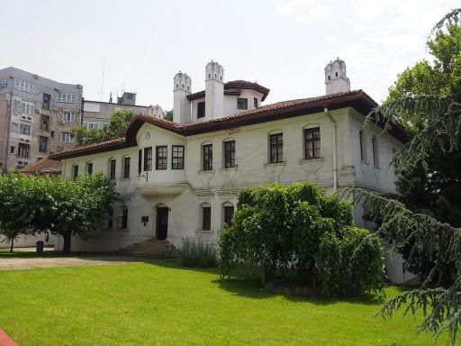 Palacio Princesa Ljubica