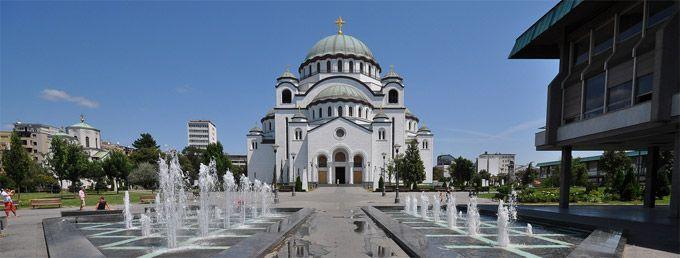 Templo San Sava Belgrado