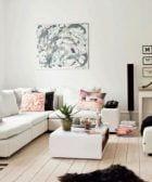 Ideas para la decoración de un salón pequeño