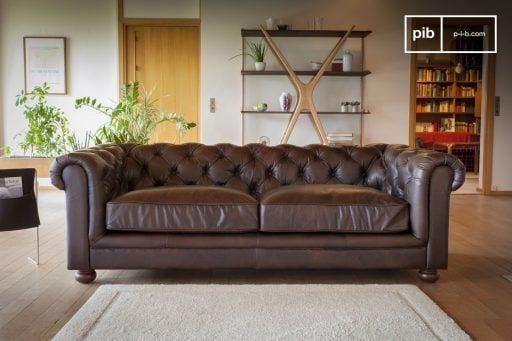 industrial sofá