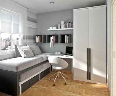 cuartos pequeños