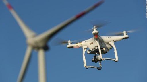 Drones ¡El futuro del transporte de mercancía!