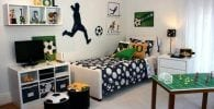 Temáticas de decoración de habitaciones para niños y jóvenes