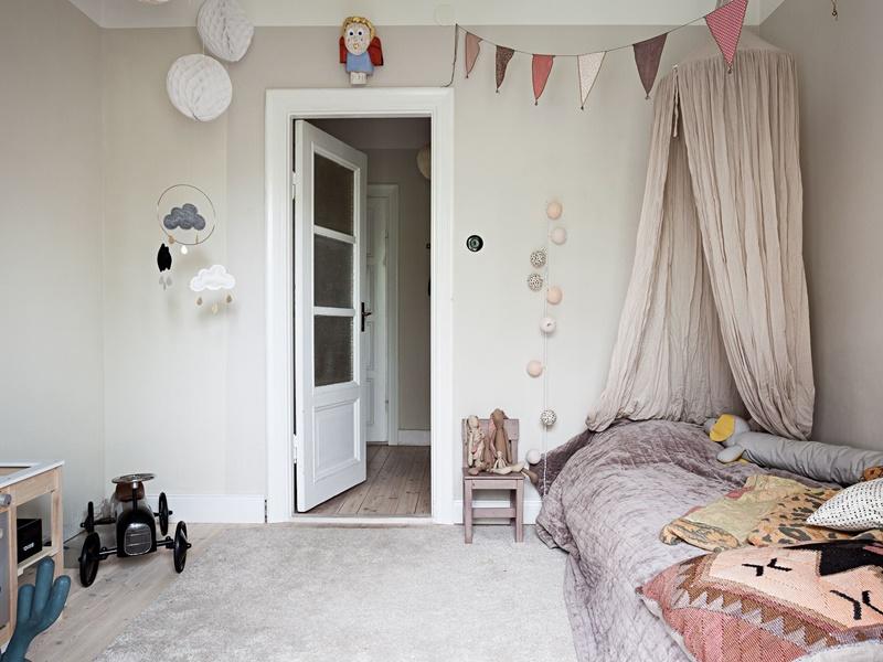 habitación nordica