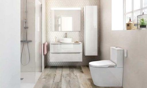 Baños pequeños: ideas para decorarlos