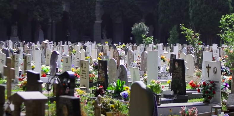 7 de los más increíbles Cementerios en Europa para visitar