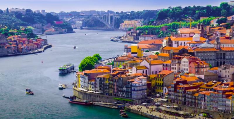 Descubre los principales atractivos de Oporto