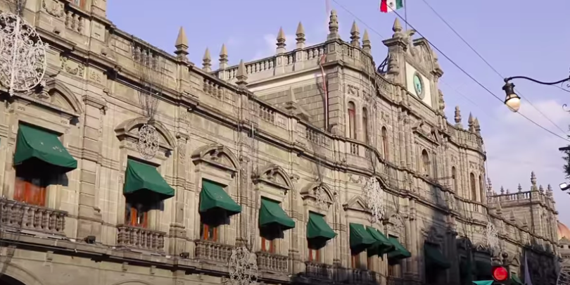 Puebla la Ciudad de los Ángeles en Latinoamérica