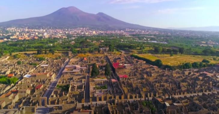 Las principales atracciones turísticas de Pompeya