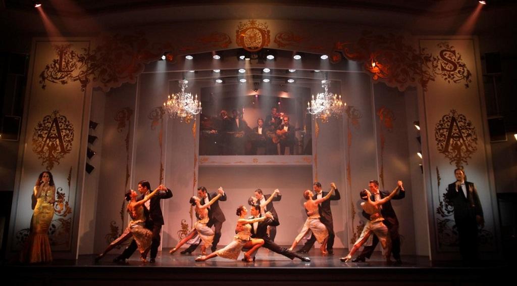 Tango en Buenos Aires, las mejores cenas shows de la ciudad