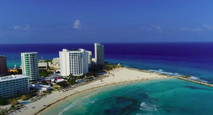 Cancún y  La Riviera Maya paraísos en la gran ciudad