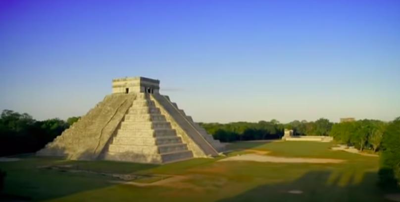 Conoce las famosas pirámides en Chichen Itza