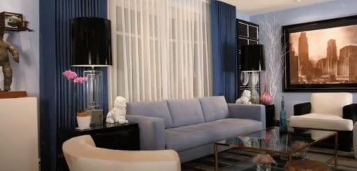 Trucos para elegir las mejores cortinas para salón