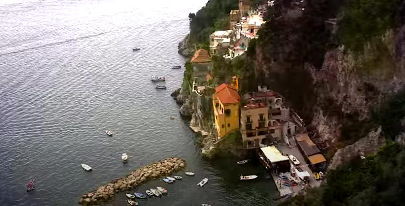 Conoce los pueblos más hermosos de Amalfi