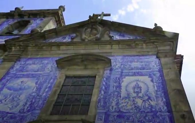 ¿Dónde podemos ver los famosos azulejos portugueses?