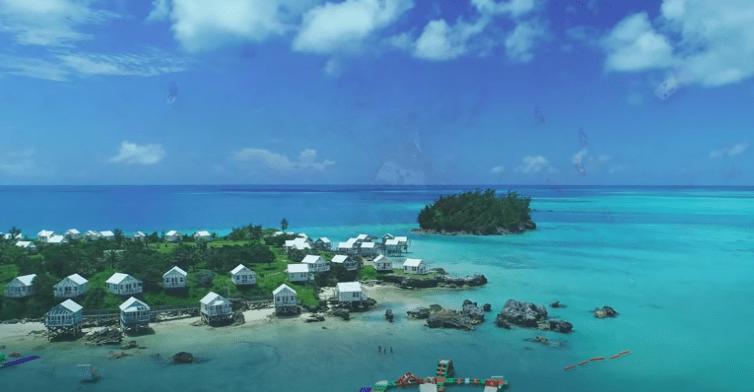 Destinos turísticos en Bermudas