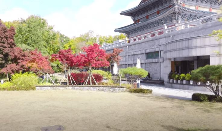Destinos turísticos en Corea del Sur