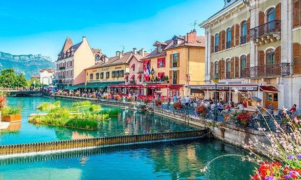 Los 7 principales atractivos turísticos de Francia