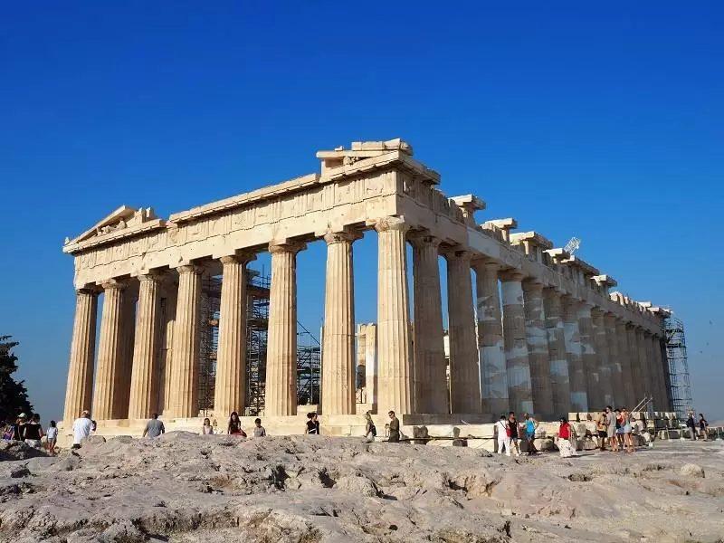 Conoce los principales atractivos turísticos de Grecia