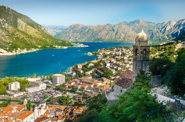 Descubre los principales atractivos turísticos de Montenegro