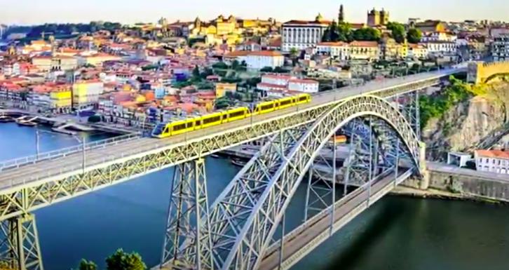 El famoso Ponte Dom Luis I: historia y hechos interesantes