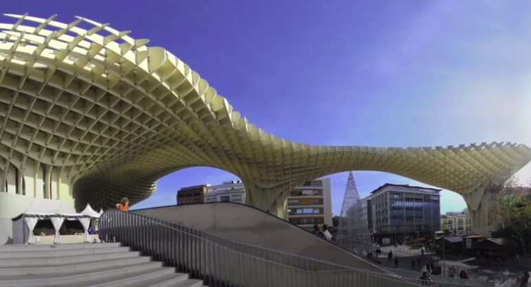 Las Setas de Sevilla o Metropol Parasol, ¿vale la pena una visita?