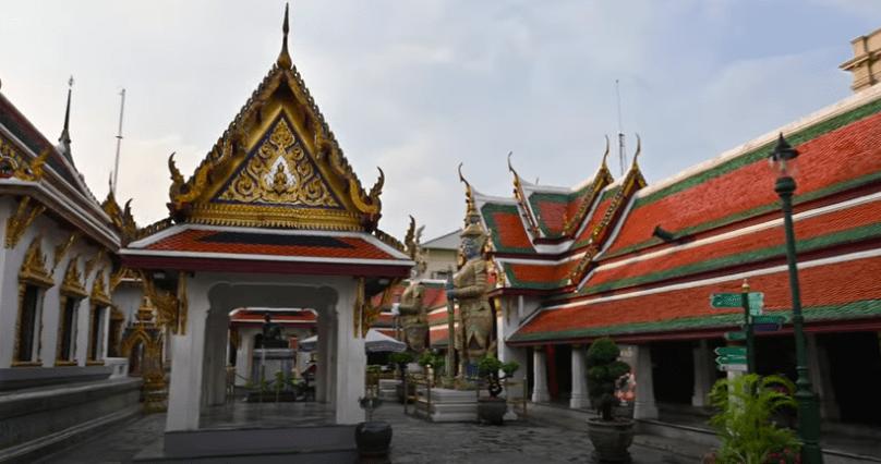 Destinos turísticos en Tailandia