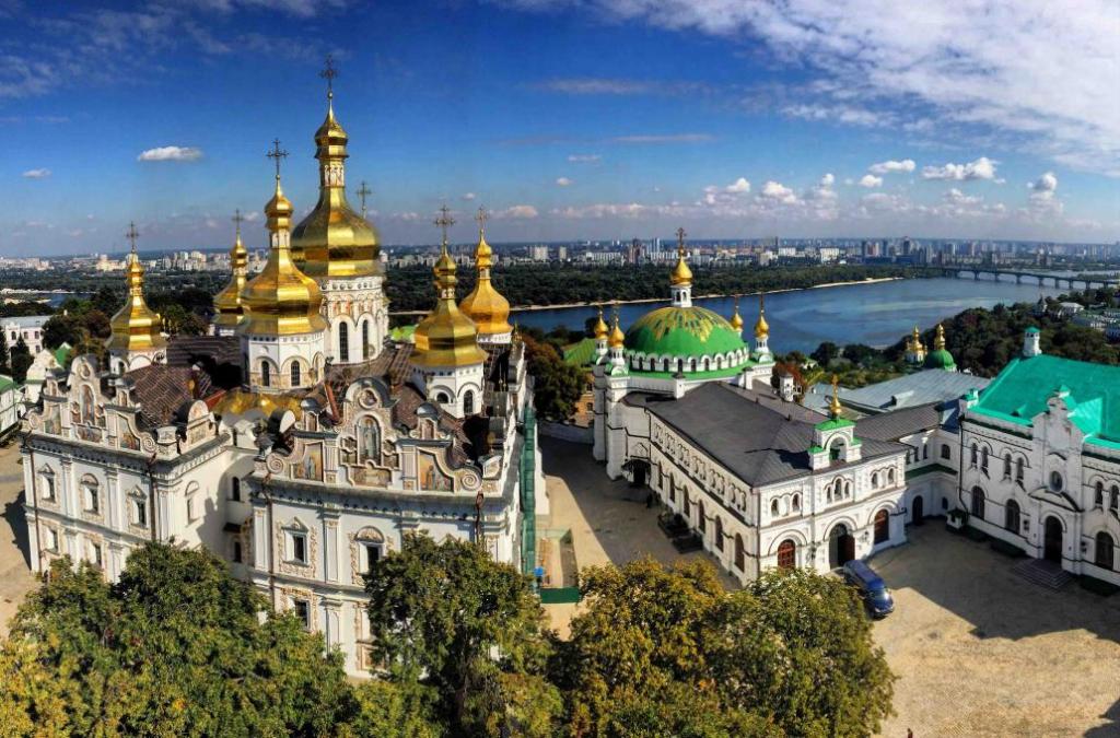 Descubre las principales atracciones turísticas de Ucrania