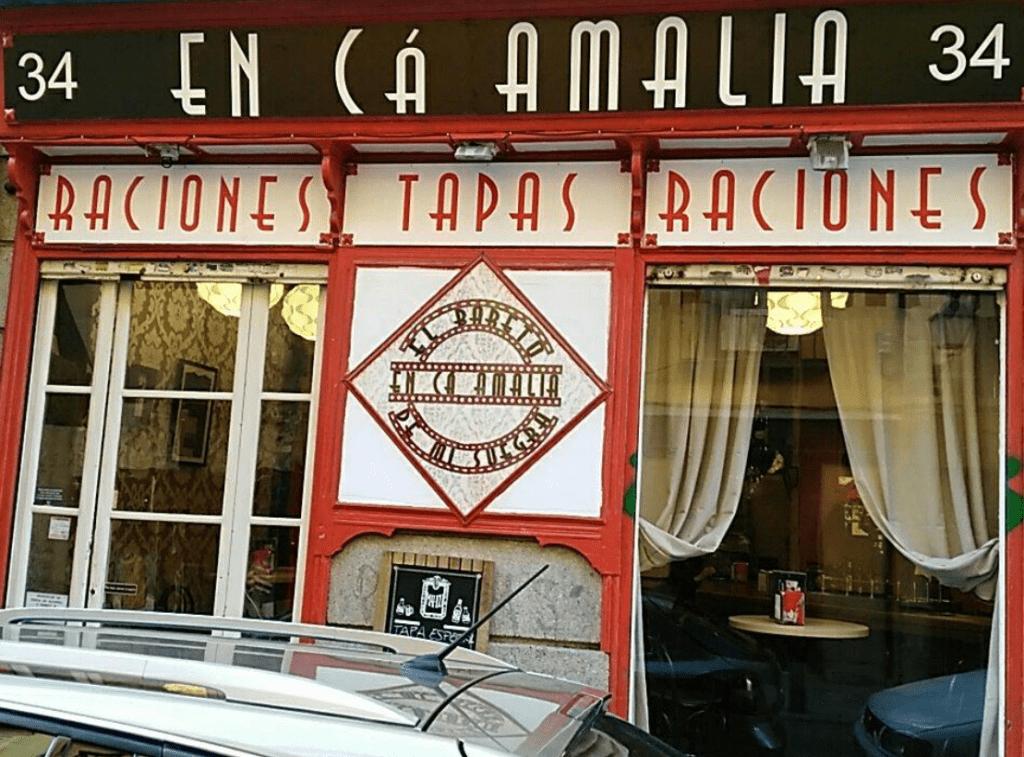 restaurante amelia