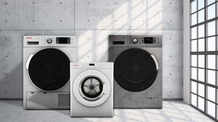 Electrodomesticos EVVO espanoles para casas increibles