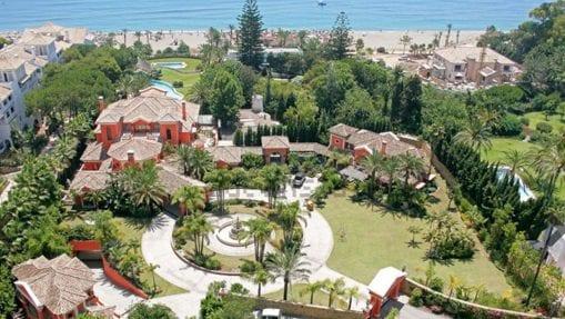 mansion marbella