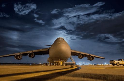 avion rumbo