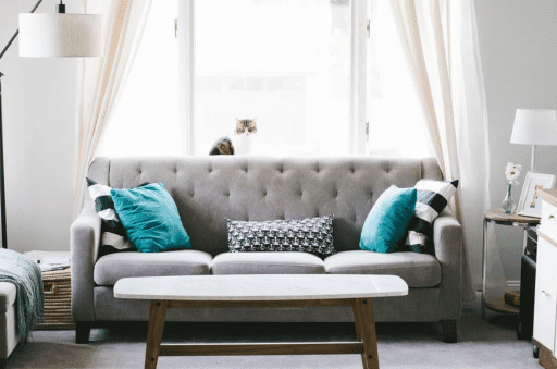 cortinas para espacios grandes